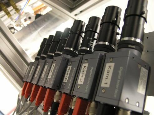 Multikameraanwendung an PC-basiertem System