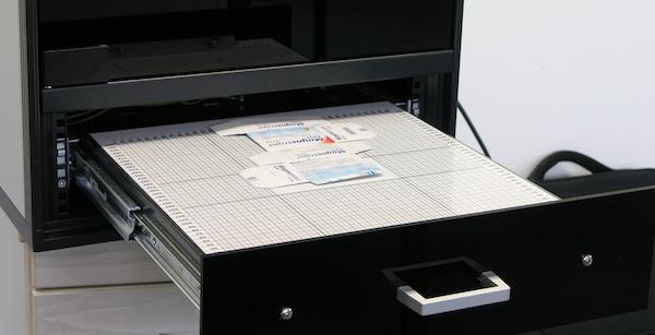 DotScan mit Verpackung