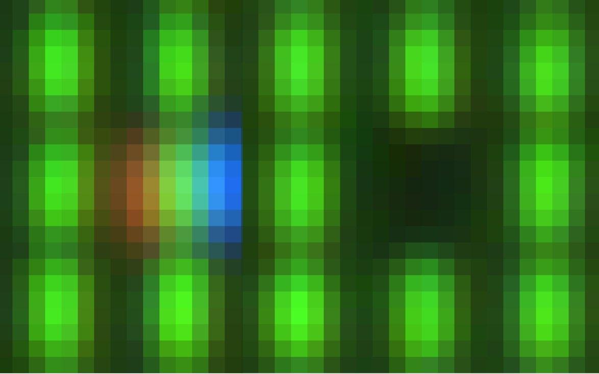 Optische Display-Prüfung